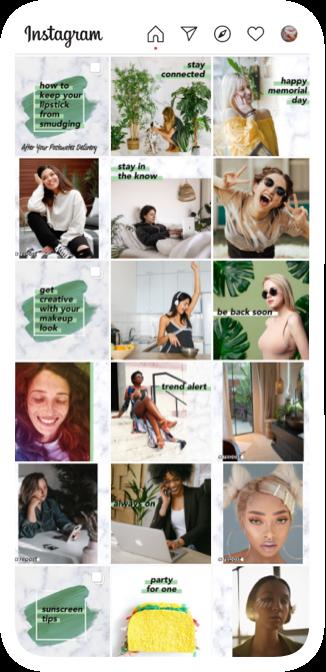 social-media-best-instagram-grid-example-2